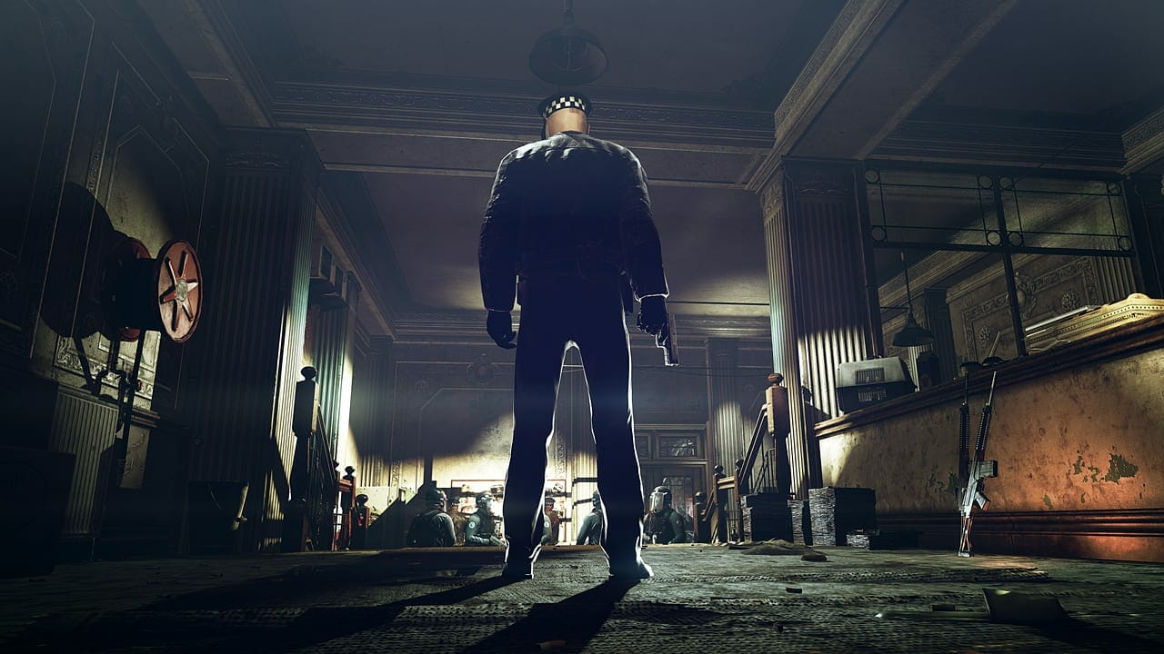 Hitman Blood Money and Absolution