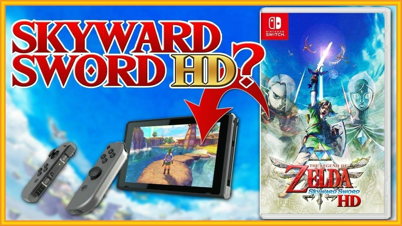 sword - RUMOR: Legend of Zelda: Skyward Sword For Nintendo Switch Teased by Eiji Aonuma