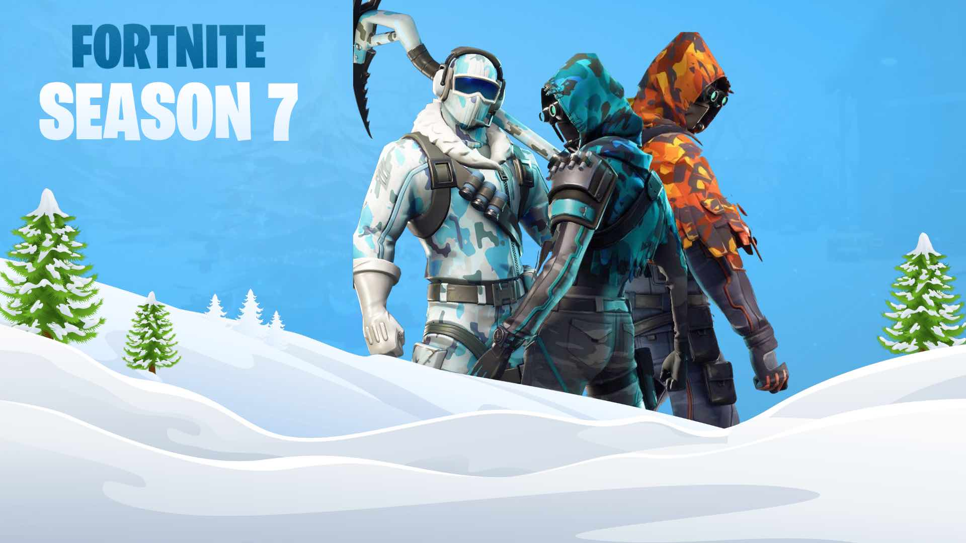 Fortnite v7.00 Patch Notes