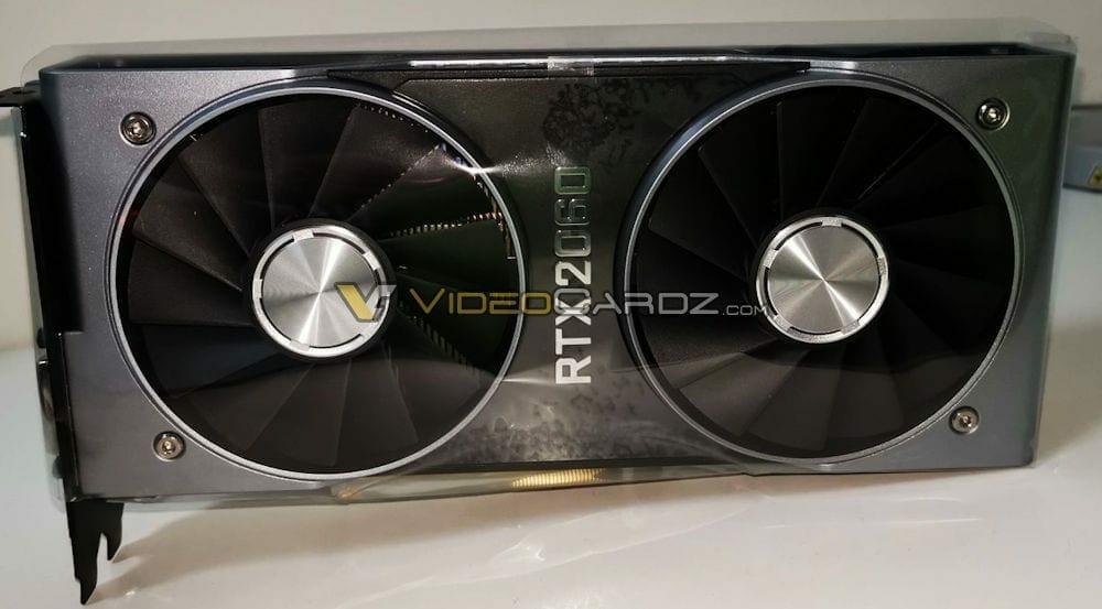 Geforce RTX 2060 Comparison