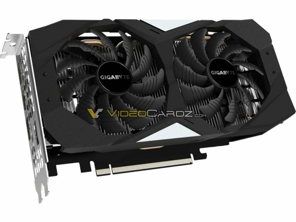 Nvidia GeForce RTX 2060 OC
