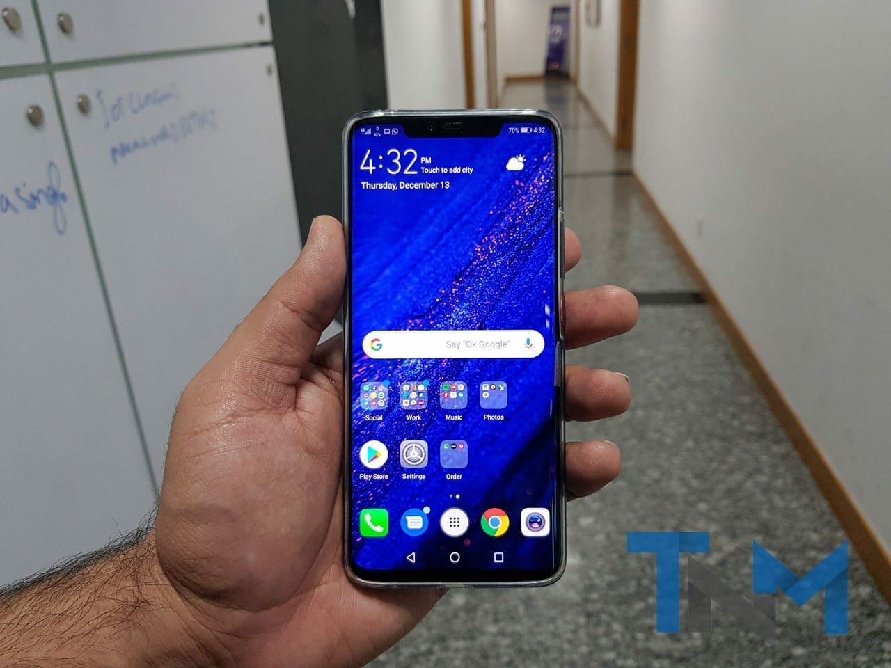 Huawei Mate 20 Pro Featured