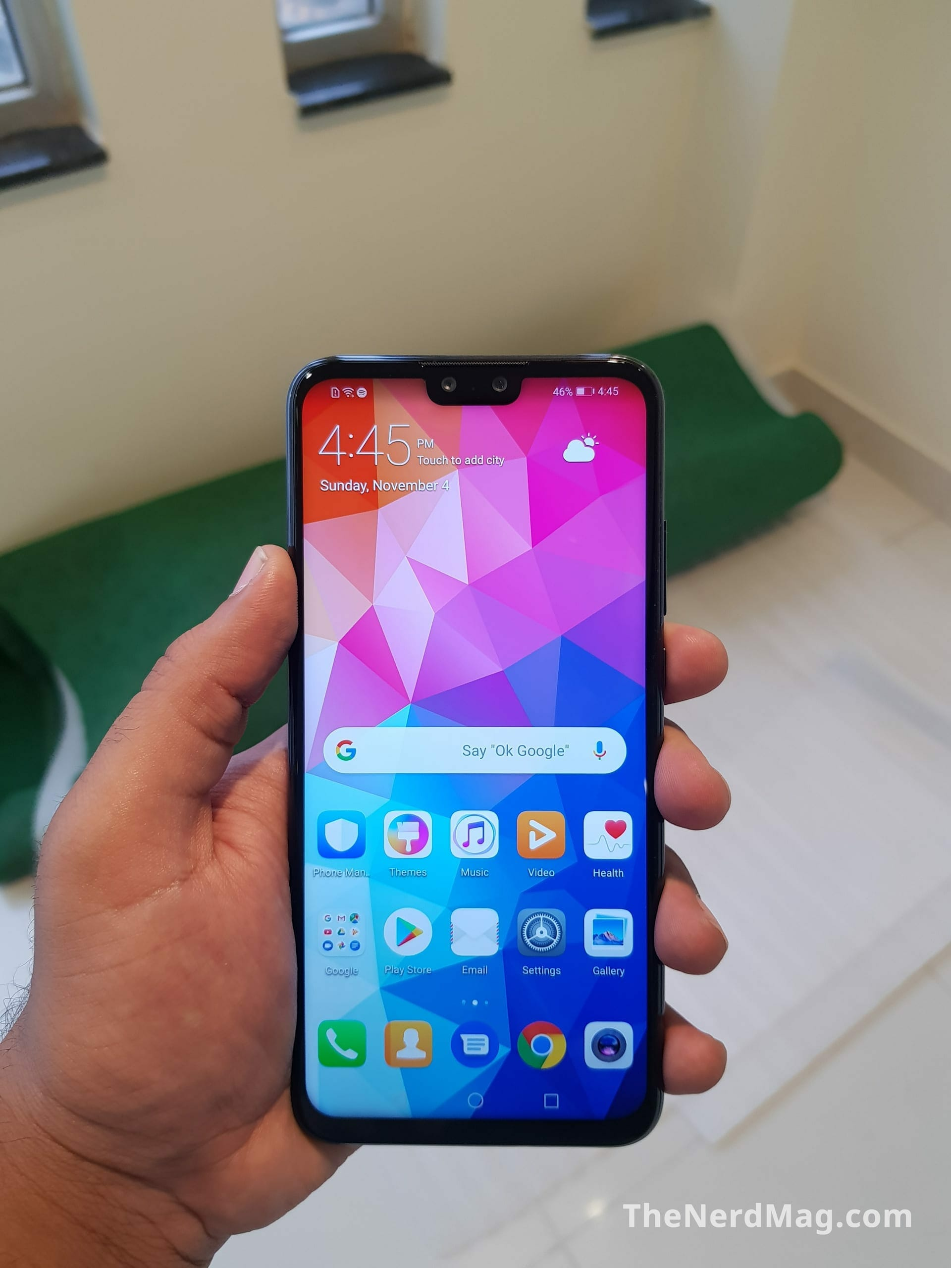Huawei Y9 2019 Display