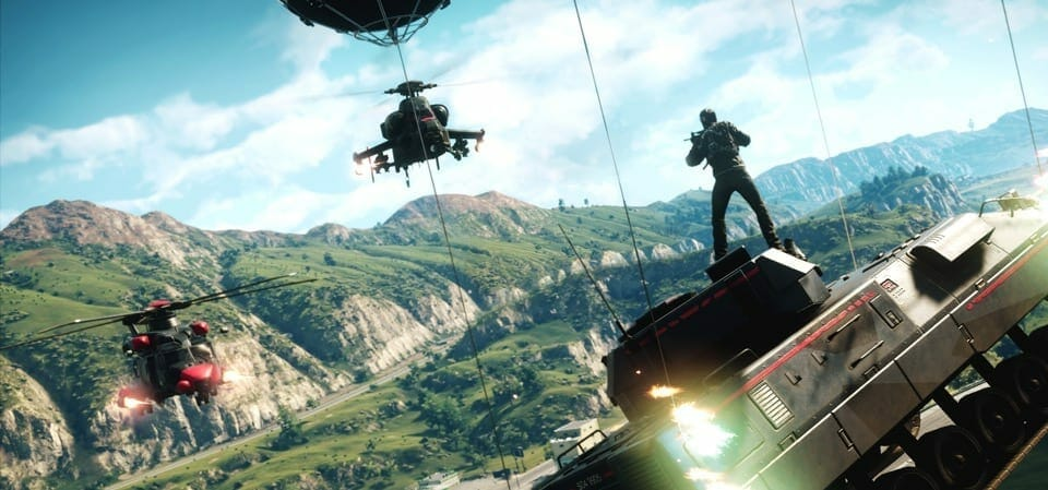 Just Cause 4 resolution
