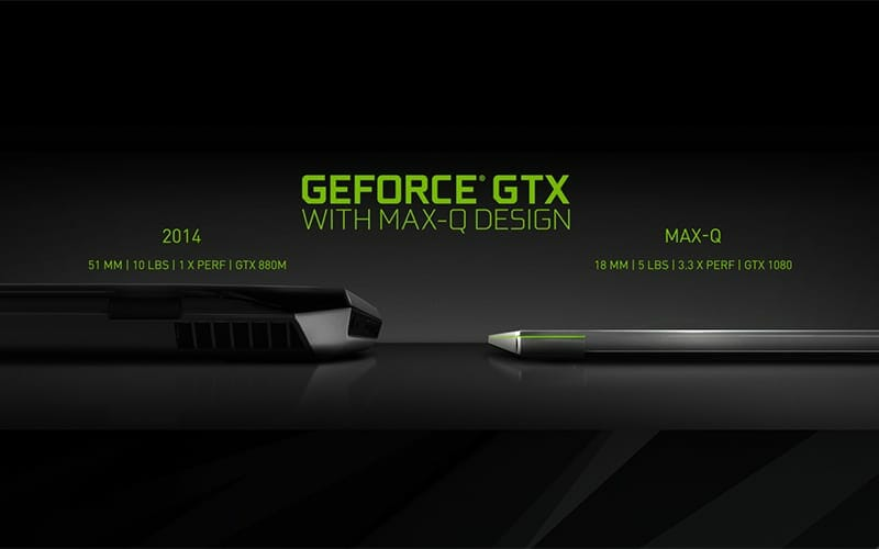 Laptop Geforce RTX Cards