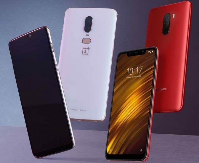 Best Budget Phones of 2018