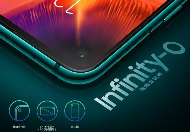Samsung A8s Infinity Notch