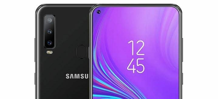 Samsung Galaxy A8s Official