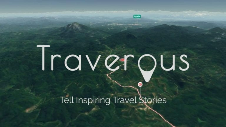Traverous Tell inspiring travel stories