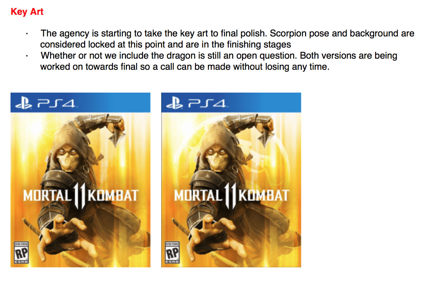 mortal kombat 11 box art 2 - New Mortal Kombat 11 Leaked Details - New Fighter Name, TV Series and More!