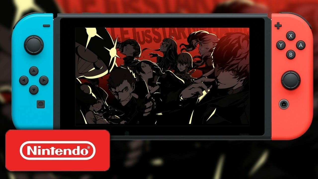 Persona 5 R Announcement Could Be Coming as Atlus Updates Website
