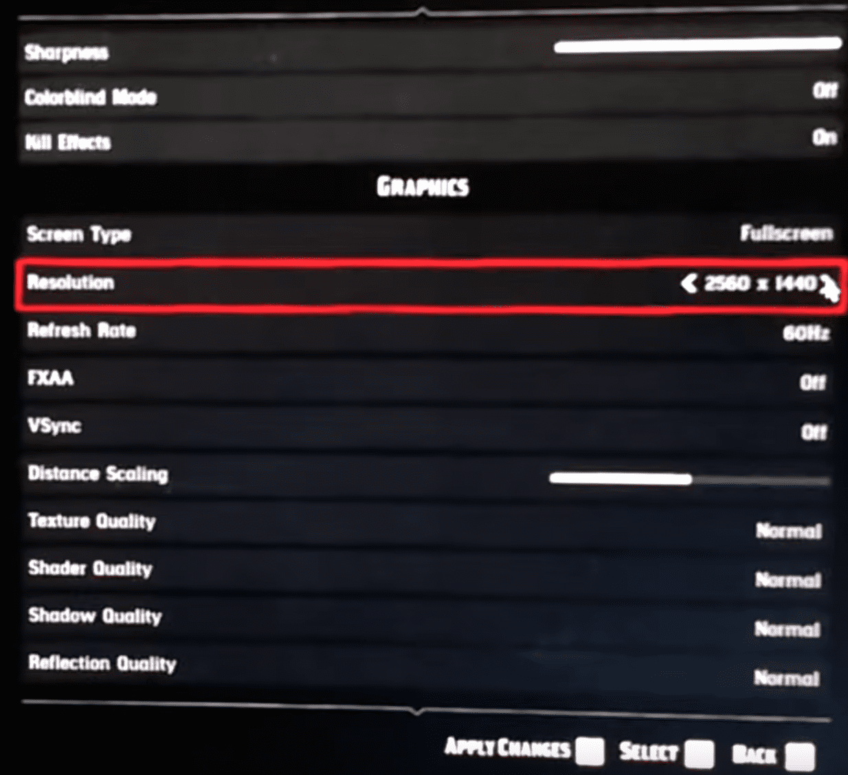 rdr 2 pc settings - RUMOR: Red Dead Redemption 2 PC Version Leaked Video Shows Graphics Setting And Resolution