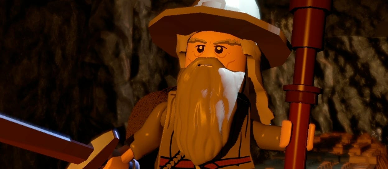 LEGO: The Lords of The Rings