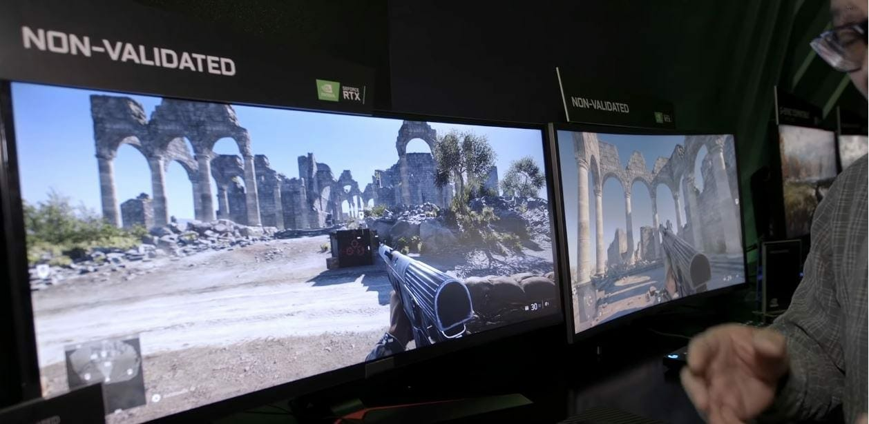Non-Validated FreeSync