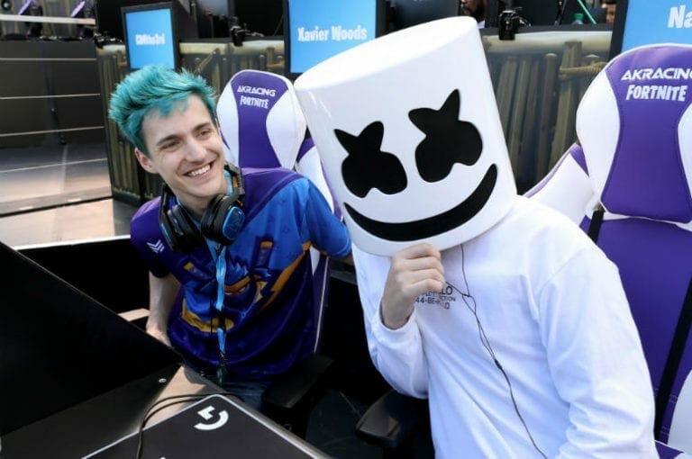 [4:48 PM, 1/15/2019] Wadan Khan Yousafzai: this is the title for it? [4:48 PM, 1/15/2019] Wadan Khan Yousafzai: Fortnite Marshmello collaboration