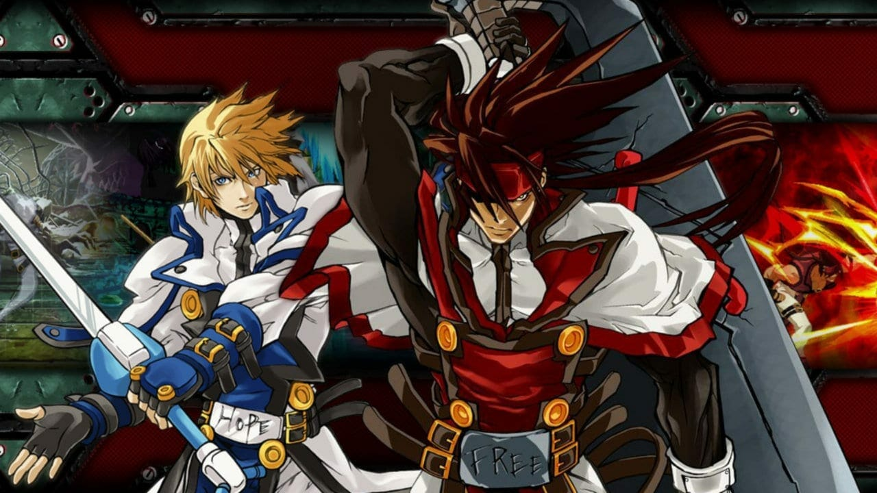 Guilty Gear 20th Anniversary Edition for Nintendo Switch