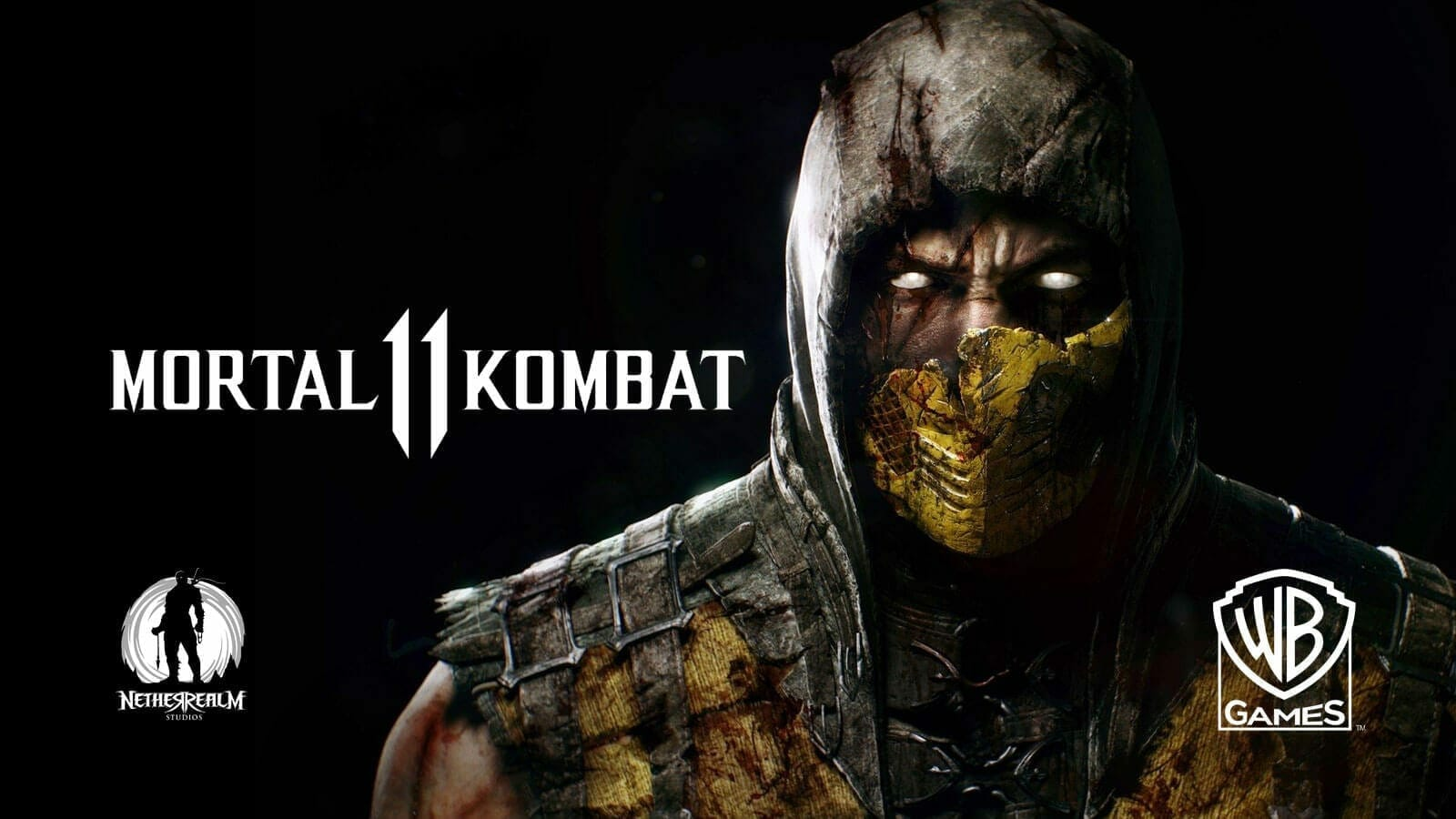 Mortal Kombat 11 Official Cover
