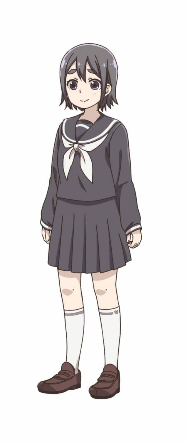Joshi Kausei TV anime