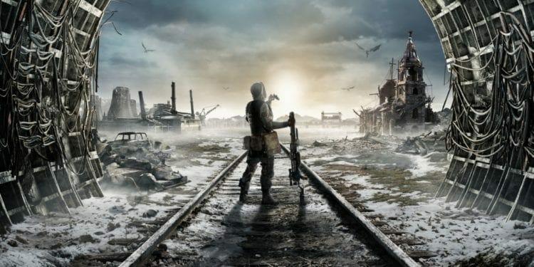 Metro Exodus DRM