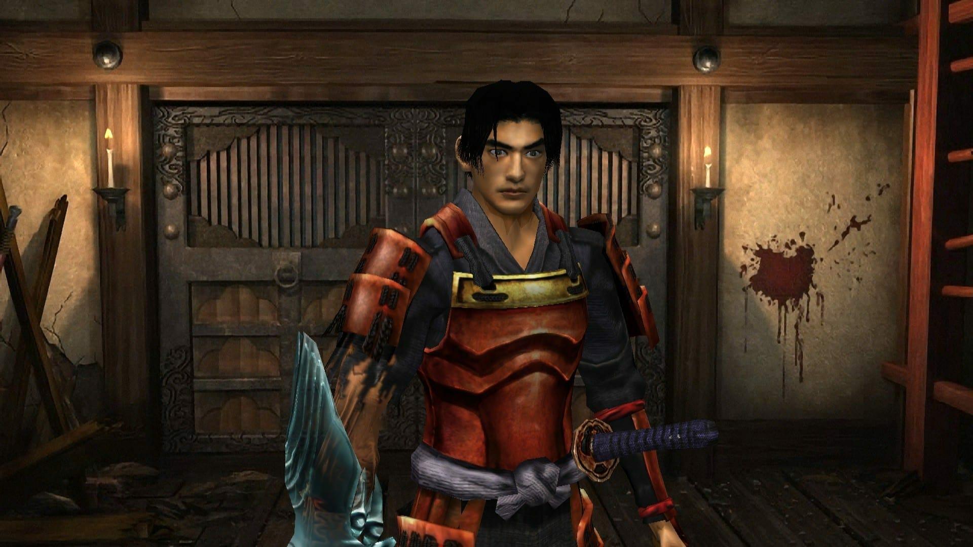 Samanosuke Akechi