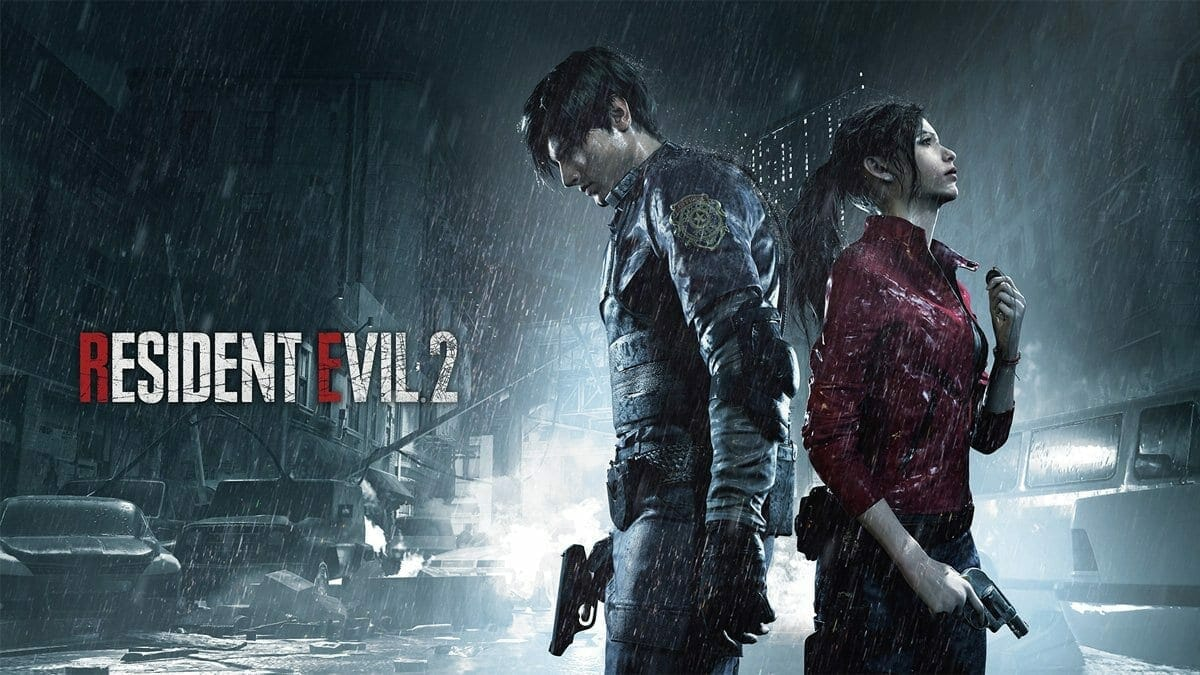 Fix Resident Evil 2 Washed Out Colors