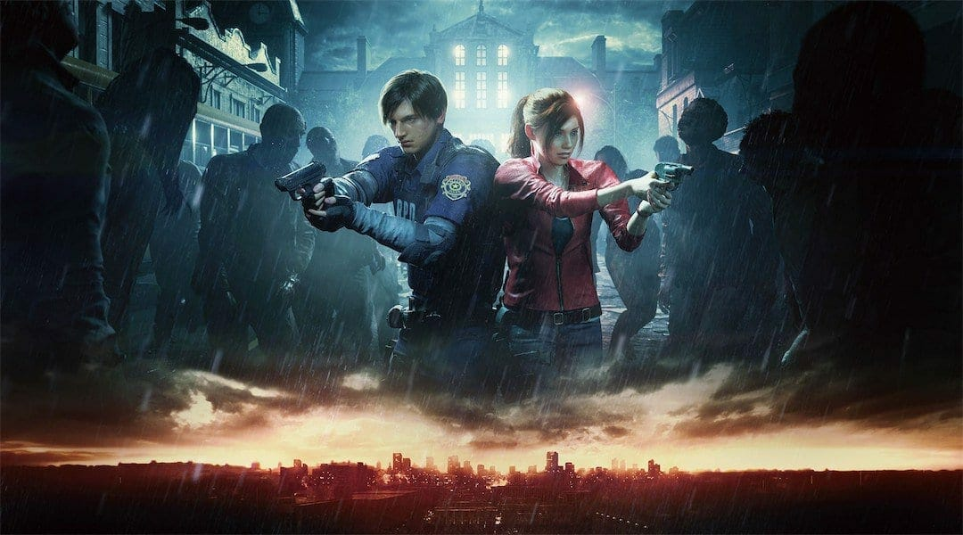 Resident Evil 2 Classic Costumes