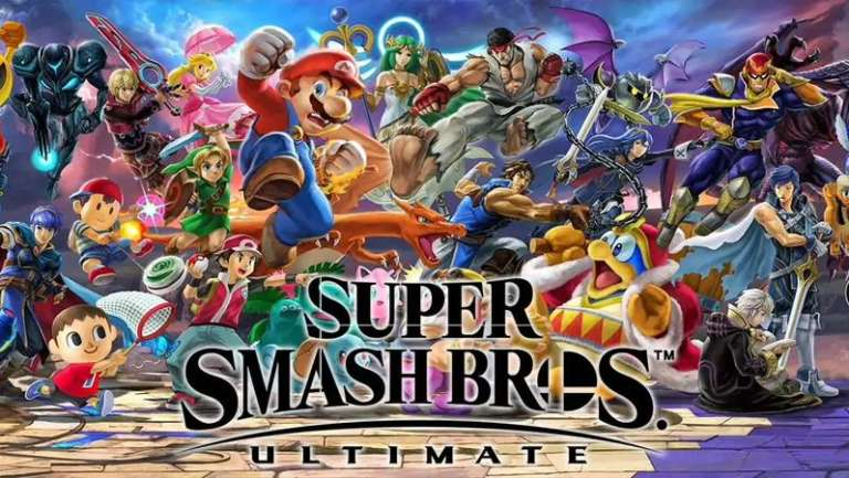 Piranha Plant for Super Smash Bros Ultimate