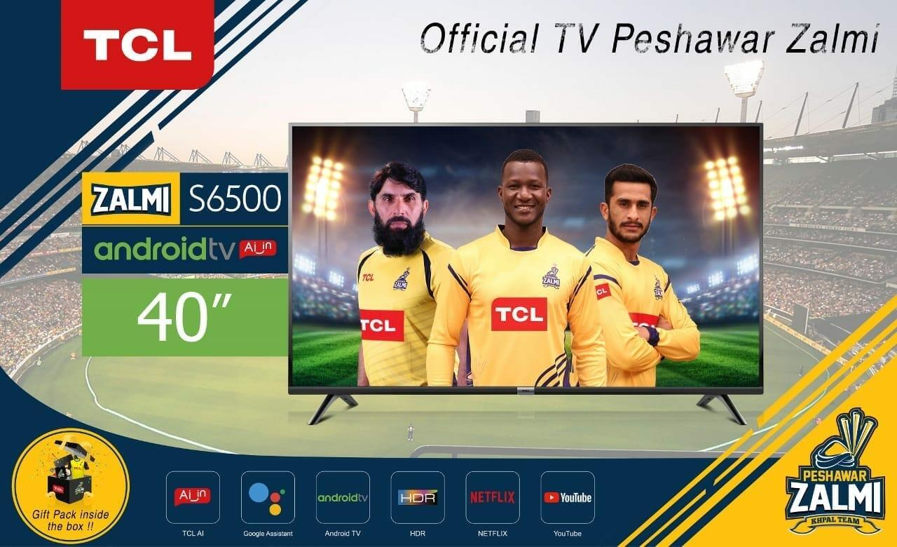 Zalmi Special Edition TV