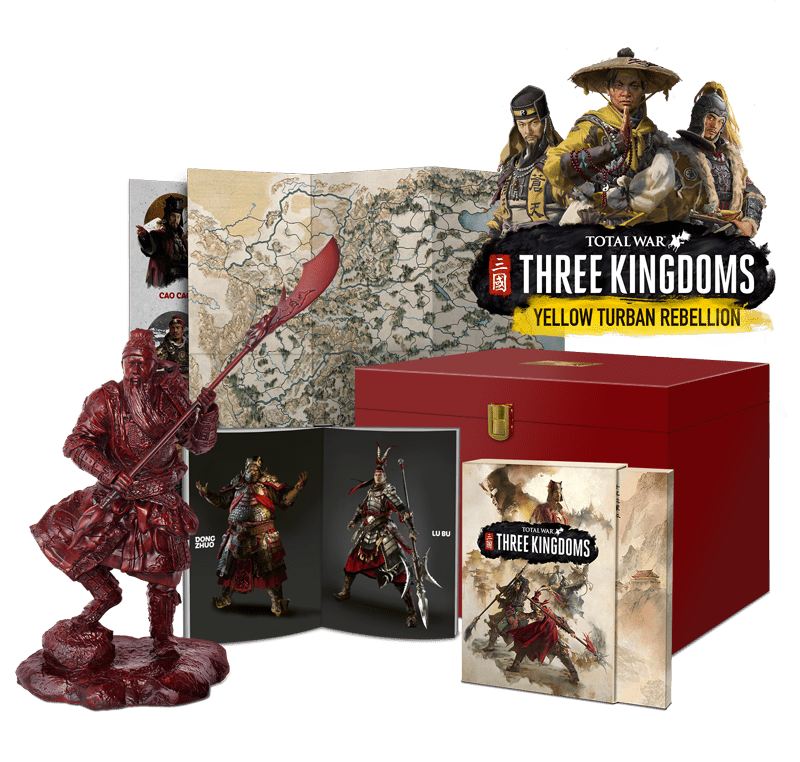 Total War: Three Kingdoms Editions