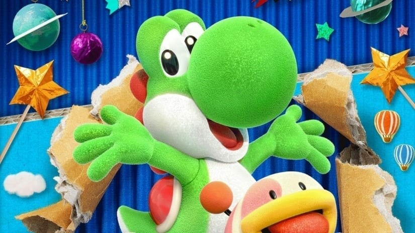 Yoshi's Crafted World Pre-Load