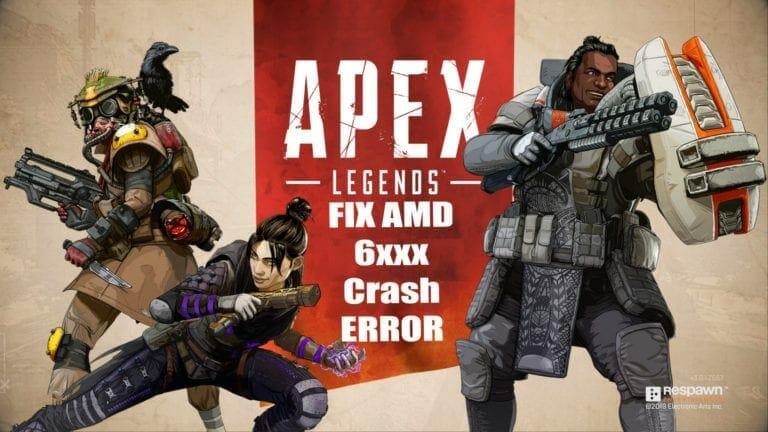 Fix Apex Legends Crash