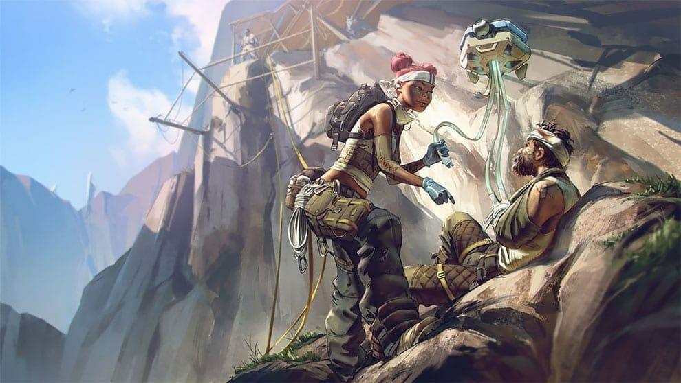 apex legends port forwarding