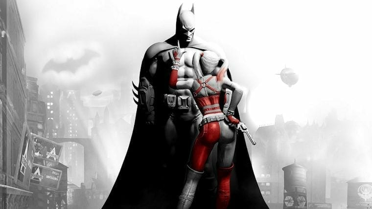 Batman: Arkham City for macOS