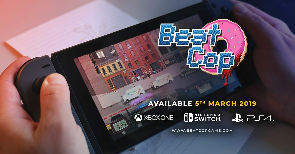 Beat Cop for Nintendo Switch