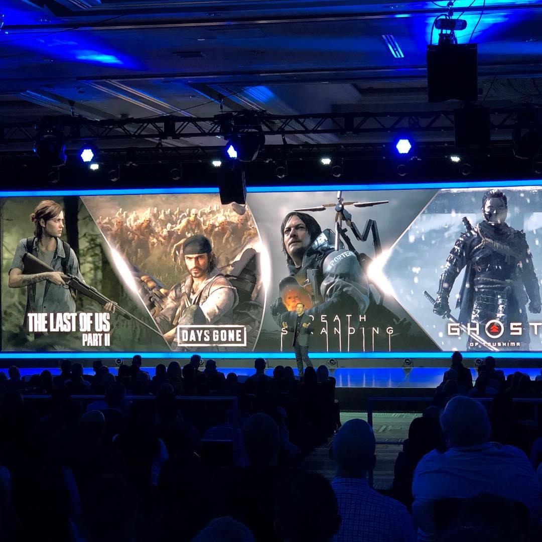 The Last of Us II Release Date