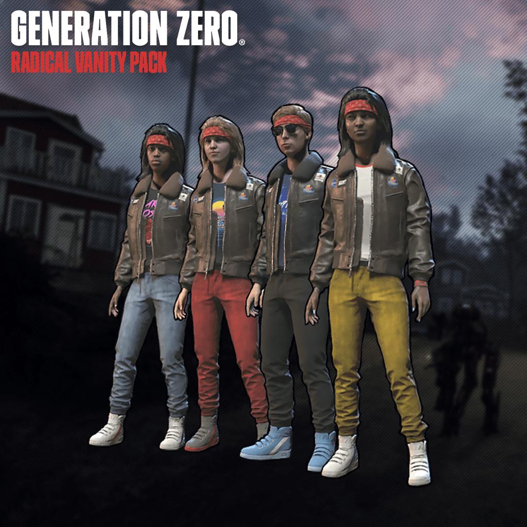 Generation Zero Pre-Order Bonus