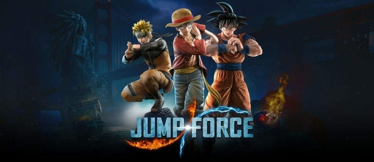 Jump Force PC System Requirements