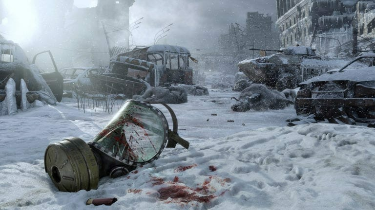 Metro Exodus Cracked