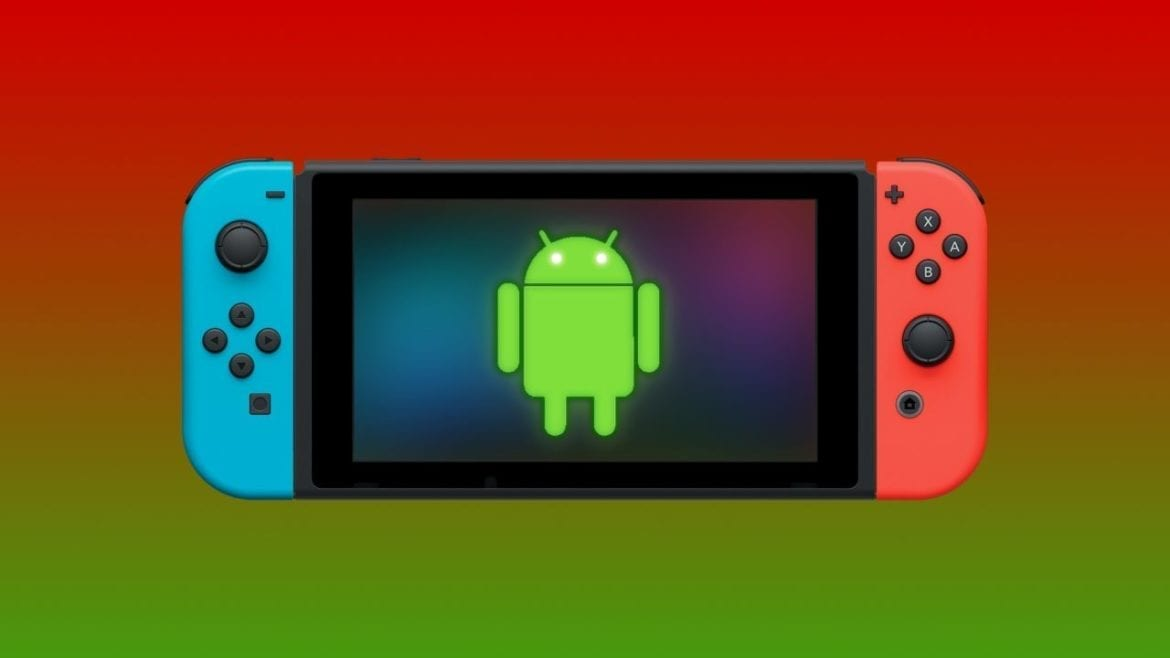 MonoNX Switch Emulator for Android