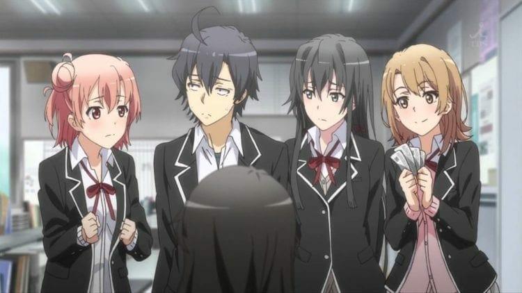 Akhirnya, Musim Ketiga Anime Oregairu Diumumkan
