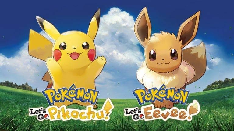Pokemon Let's Go Pikachu & Eevee For Free