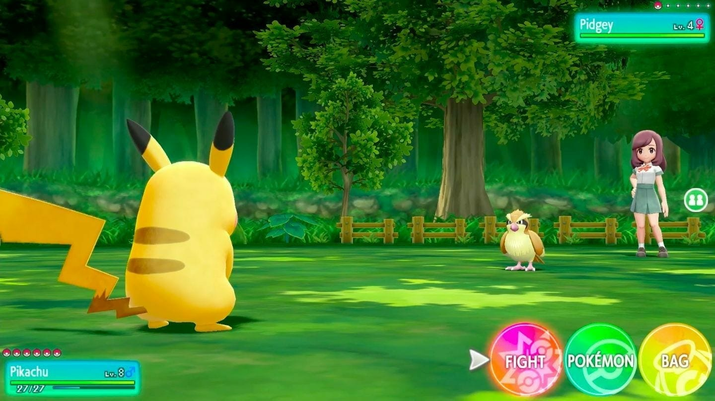 Pokemon Let's Go Pikachu & Eevee For Free
