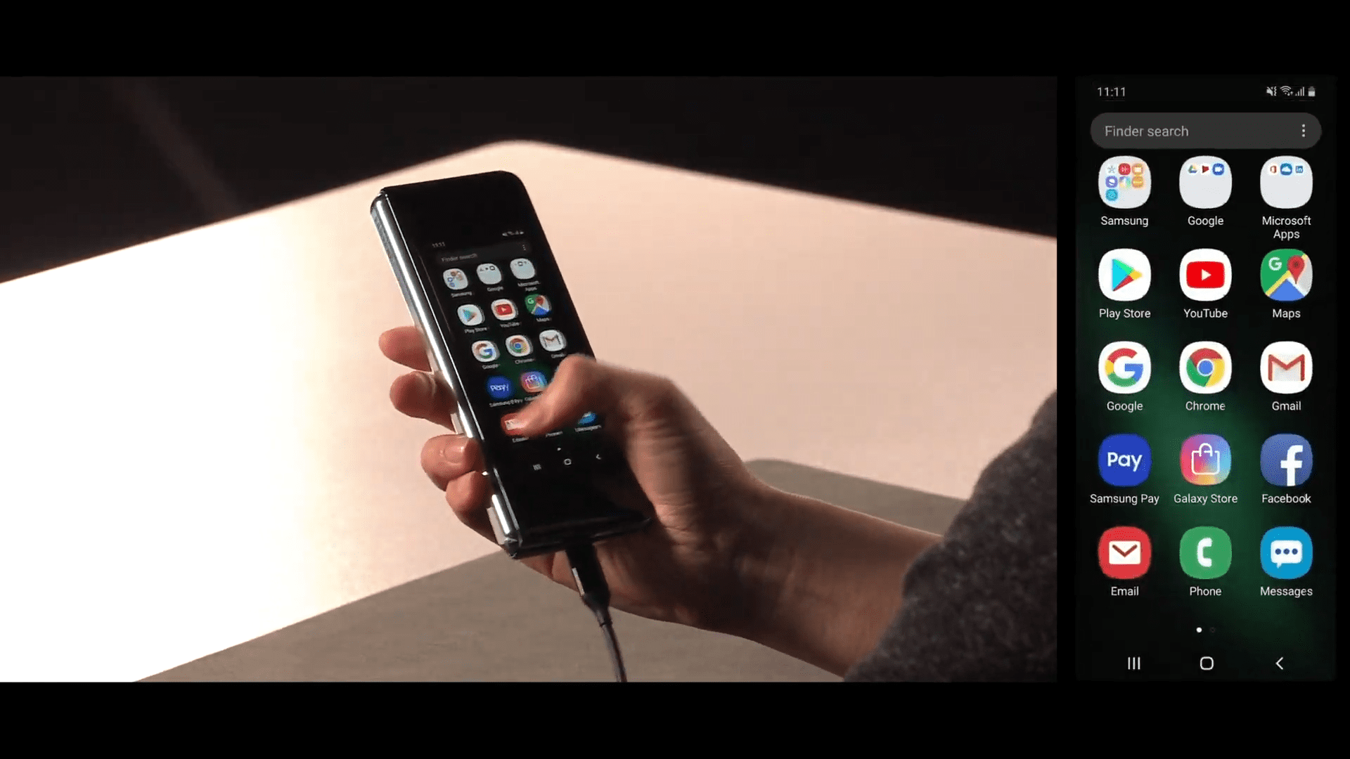 Samsung Galaxy Fold Phone Announced: Specs, Price and Release