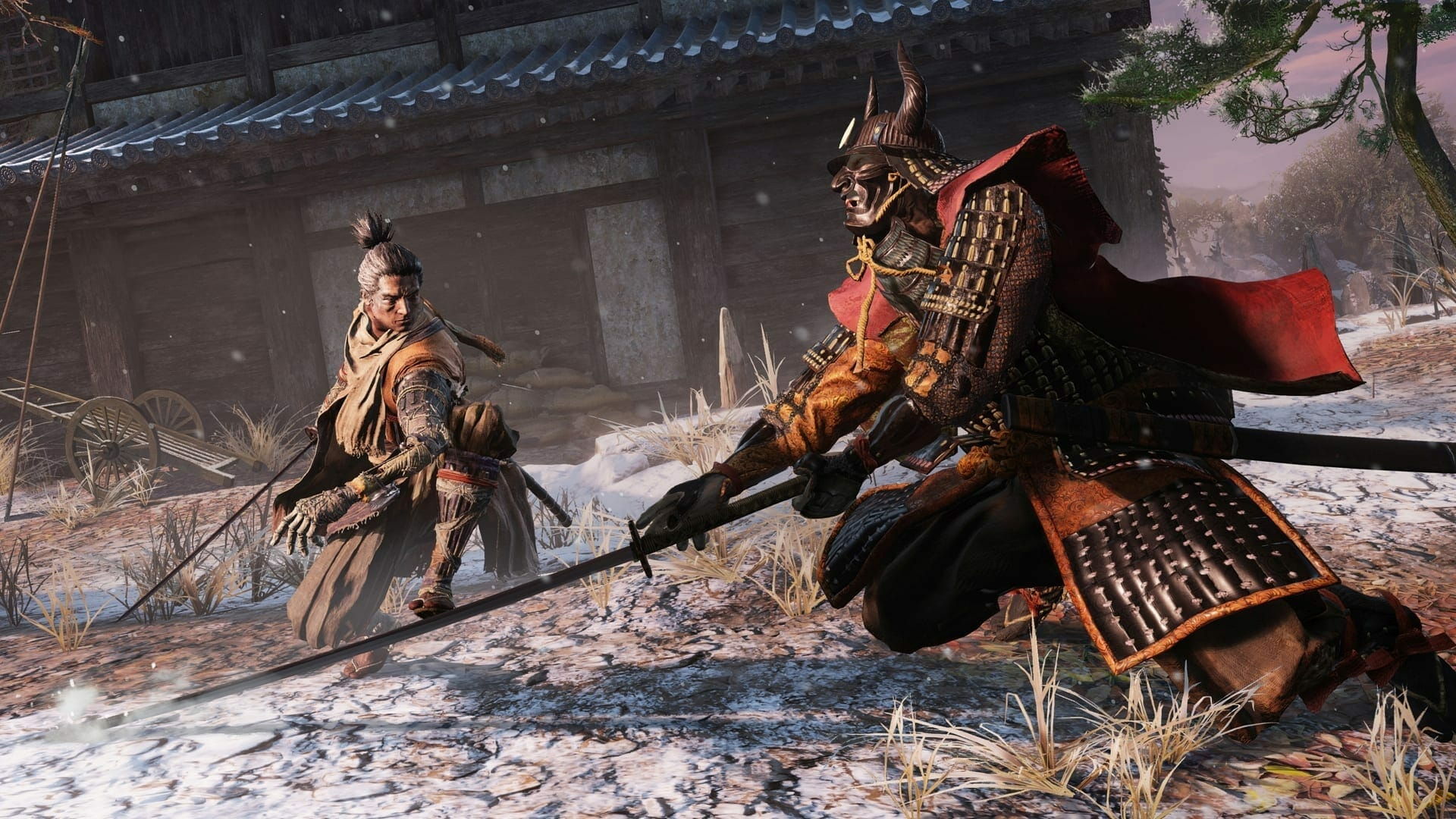 Sekiro: Shadows Die Twice File Size