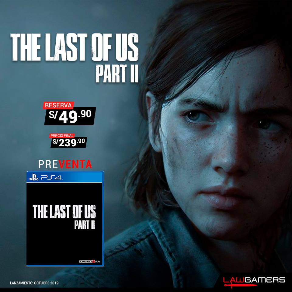 The Last of Us II Release Date