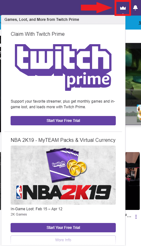 Free Content of Apex Legends for Twitch Prime members has been leaked