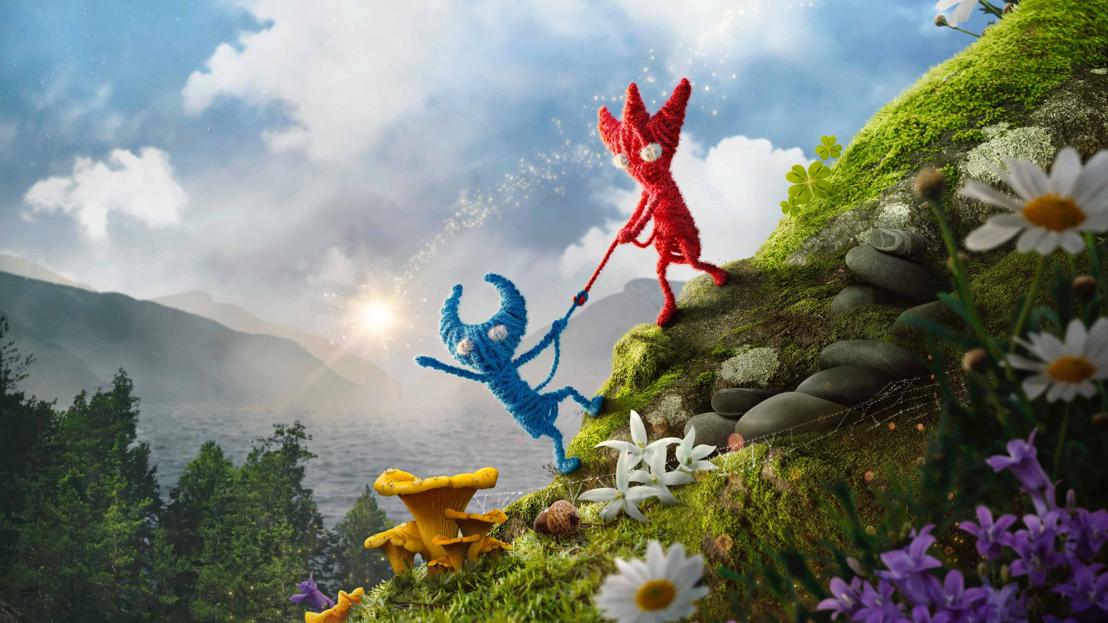 Unravel 2 for Nintendo Switch Listed on Amazon with