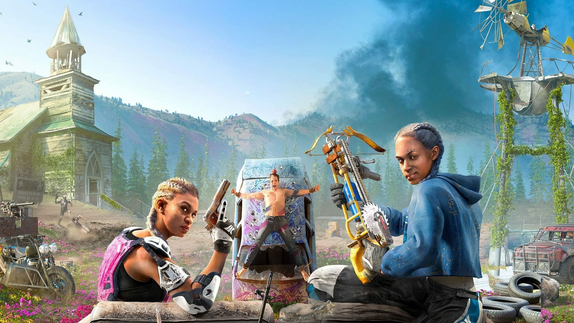 Far Cry New Dawn Day One Patch Notes Released Mostly Bugs Fixes