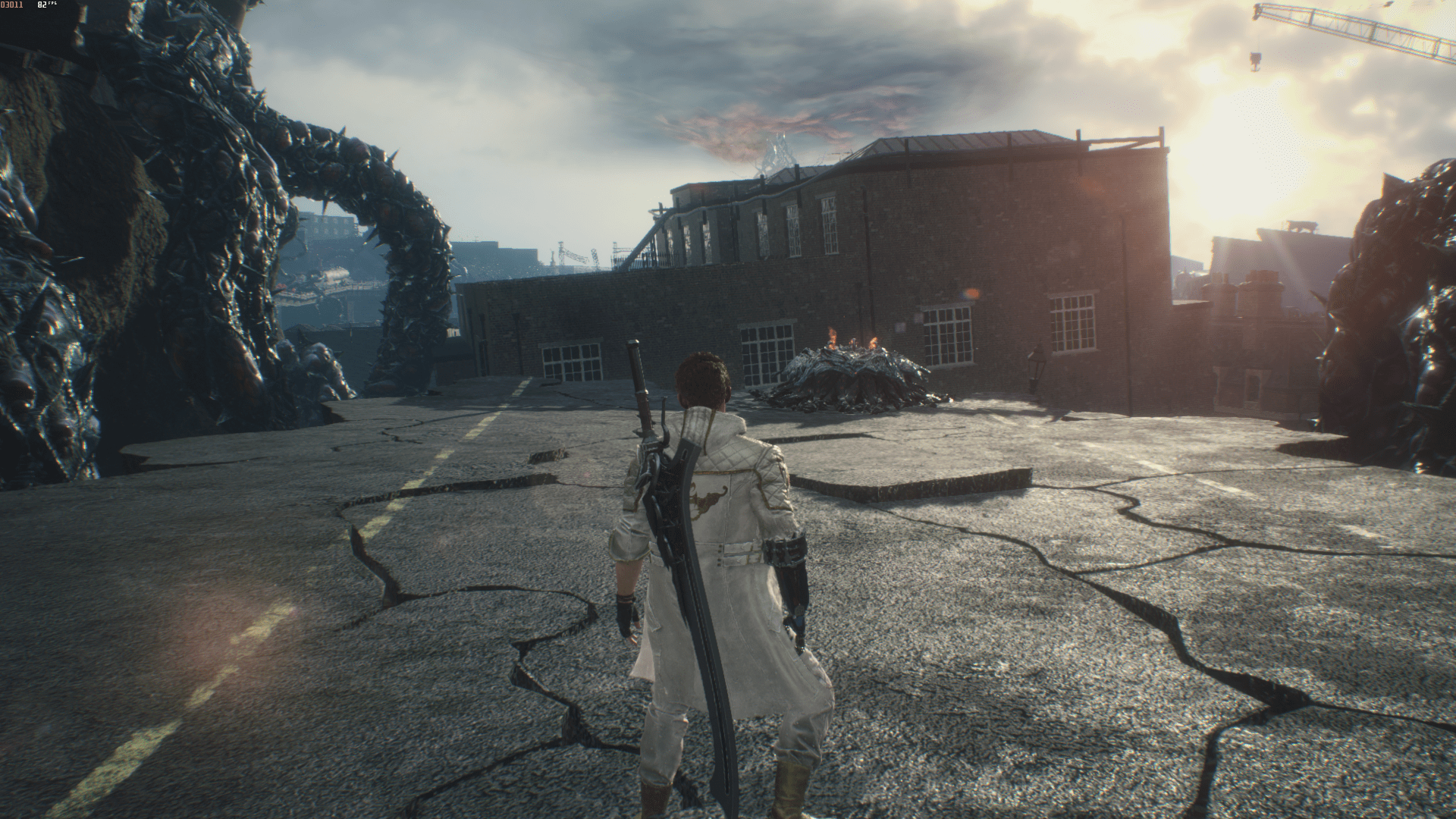 Devil May Cry 5 HDR Mod brings Colorful HDR Reshade