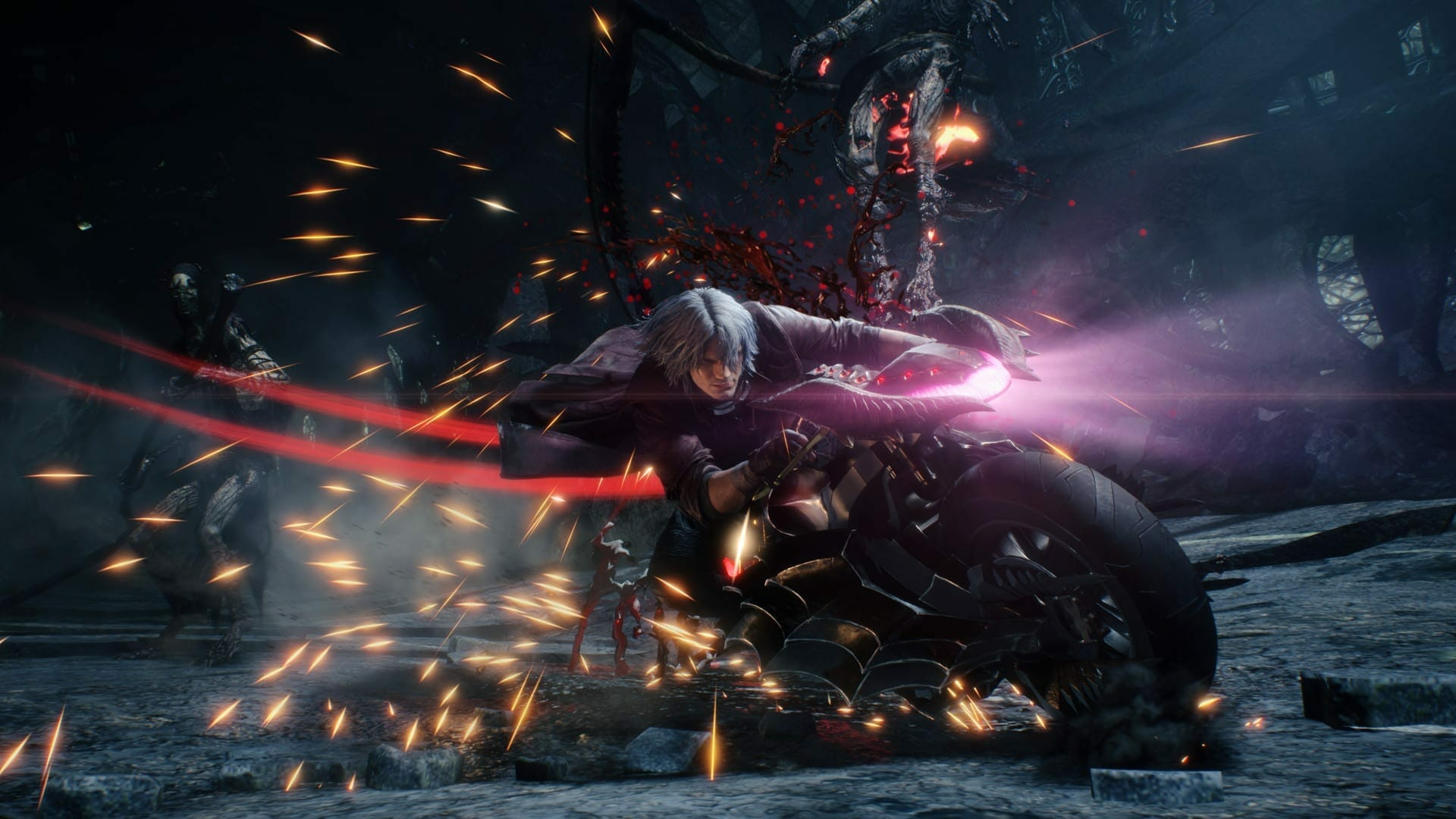 Devil May Cry 5 Stuttering
